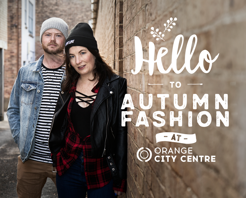 HELLO TO AUTUMN FASHION