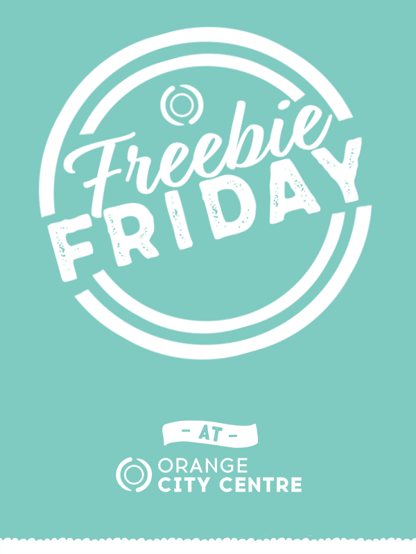 FREEBIE FRIDAY!