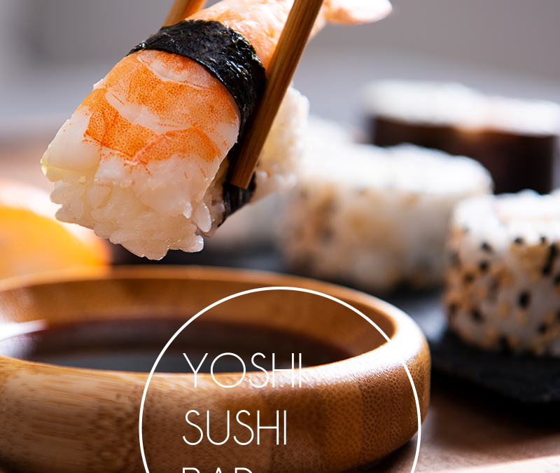 Visit the best Sushi Train in Orange!