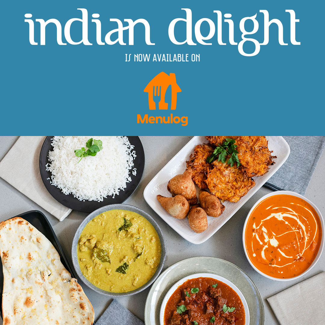 Order an authentic Indian Feast!